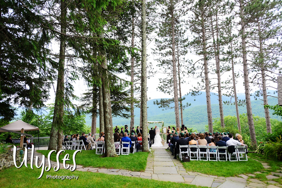 Rebekah Harry S Onteora Mountain House Wedding