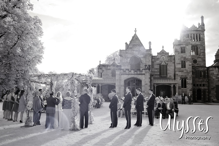 Blake Josephs Wedding At Lyndhurst Castle New York Wedding Photographer Ulysses